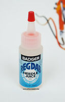 Badger REGDAB needle juice lubricant for airbrush maintenance air-brush
