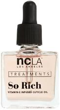 NCLA Treatments So Rich Vitamin-E Infused Cuticle Oil 13.3ml - Peach Vanilla