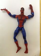 MARVEL LEGENDS Spider-man Classics Figura Magnético extremadamente Raro Exclusivo