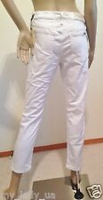 Nwt Joe's Designer High Rise Easy Crop Destroyed Jeans Capri 26 2 Vintage White