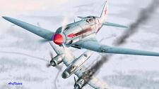 "Scale Plans: MiG-3 34"" Wingspan by Modelhob"