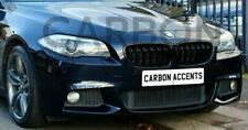 BMW 5 Series Gloss Black Two Slate Front Kidney Grill Grille for F10 F11 F18