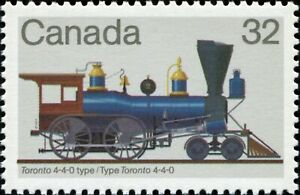 Canada Scott 999 Toronto 4-4-0 type  XF-91 MNH OG (21072)