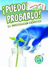 Puedo probarlo! La investigacion cientifica (Mi Biblioteca De Ciencias-ExLibrary