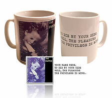 The Smiths Personalised There is A Light  Ceramic 10oz Mug New Valentines