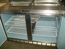 Delfield Sandwich Prep Tablemodel 4448 12115v 4 Shelves 900 Items On E Bay