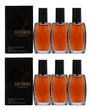 Spark by Liz Claiborne for Men Combo Pack: Cologne 1.08oz (6x 0.18oz minis) NIB