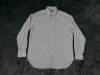 Lanvin Classique made in Italy rare vintage mens shirt size 41/16