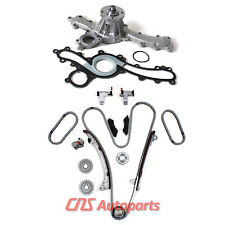 Timing Chain Kit Water Pump For 4.0L Toyota 4Runner Cruiser Tacoma Tundra 1GRFE