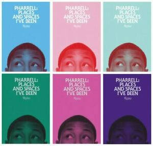 Pharrell : Places and Spaces I've Been by Pharrell Williams (2012, Hardcover)