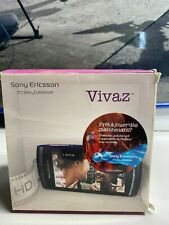 Sony Ericsson Vivaz U5i Mobile Phone Old Stock Rare collectors Mobile Phone Cell