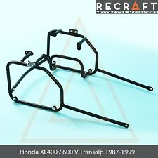 Honda XL400 / 600 V Transalp 1987-1999 Side Carrier Luggage Mount ver. 3 monokey