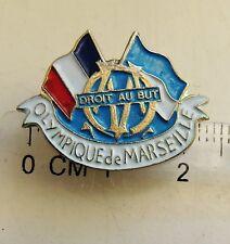 Olympique de Marseille badge crest pin anstecknadel