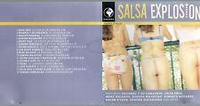 SALSA EXPLOSION CD CELIA CRUZ EDUARDO ROBERTO NODARSE GRUPO GALE FRUKO GONZALES