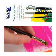 Stoffmalpinsel Set, Seidenmalpinsel, Textil Pinsel, Seidenmalerei Pinsel