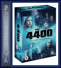 THE 4400 - COMPLETE COLLECTION SERIES 1 2 3 & 4 ****BRAND NEW DVD BOXSET***