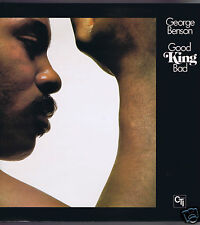 LP GEORGE BENSON GOOD KING BAD