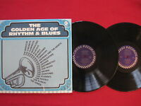 THE GOLDEN AGE OF RHYTHM & BLUES - CHESS CH2-92502 COMPILATION 2 LP SHRINK