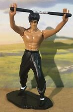Bruce Lee Martial Arts Fight Kung Fu Gashapon Figure Japan Mod. 1