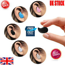 Mini Wireless Bluetooth 4.1 Stereo Headset Earphone Earbud Earpiece Headphone UK