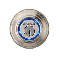 Kwikset Kevo Bluetooth Enabled Deadbolt SmartKey iPhone Smart Entry Door Keyless