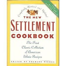 The New Settlement Cookbook: First Classic Collect