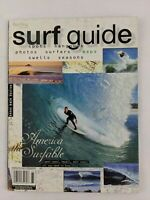 Surfing Magazine 1996 Surf Guide   Collector's Series