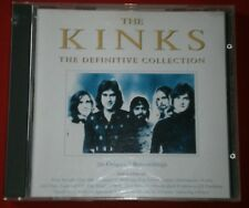 THE KINKS - THE DEFINITIVE COLLECTION - CD ALBUM - 26 ORIGINAL RECORDINGS - 1993