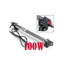 100W SUBMERSIBLE WATER HEATER FOR AQUARIUMS FISH TANKS PONDS HEAT WATER