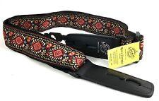 LOCK-IT Guitar Strap Retro Vintage Series Persian Patented Strap Locking