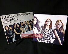 Photobook/CD/DVD + Folded Poster NEW! SNSD GIRLS' GENERATION 2014 Best kpop jpop