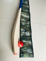 ENGLISH WILLOW CRICKET BAT BIG 40-45 mm Thick EDGES+Free MRF Amboss Bat Sticker