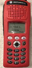 MOTOROLA XTS2500 FIRE RED VHF 136-174 FPP ASTRO DIGITAL RADIO