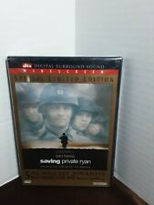 Saving Private Ryan (Dvd, Widescreen, Special Limited Edition) New & Sealed