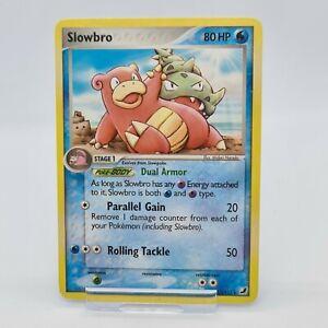 Slowbro 13/115 - Unseen Forces - Non Holo Rare - N/M - Pokemon Card