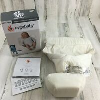 Ergo Baby Infant Insert ONLY For Baby Carrier Easy Snug Natural Newborn Pillow