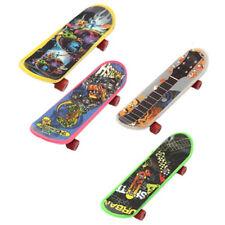 2X(Mini 4 Pack Finger Board Tech Deck Truck Skateboard Toy Gift Kids Child E8Y8)