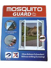 Fliegengitter für Fenster Insektenschutz Mückenschutz mit Magnetbefestigung B-WA