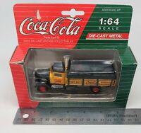 Hartoy - Peterbilt 260 Coca Cola Delivery Truck - New
