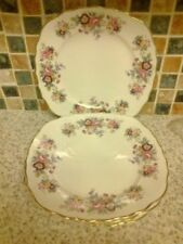Unboxed Side Plate British Colclough Porcelain & China