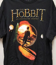 The Hobbit An Unexpected Journey - In A Hole In The Ground There Lived T Shirt L