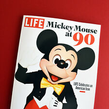 LIFE Magazine Mickey Mouse at 90: LIFE Celebrates an American Icon Paperback