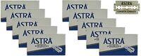 50 Astra Superior Acier Inoxydable Lames de Rasoir Pour Double Bord Gillette