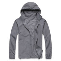 Unisex Cycling Jogging Hiking Bike Waterproof Windproof Jacket Outdoor Rain Coat