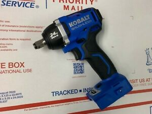 "new KOBALT 1/2"" Impact Wrench 24V KCW 5024B-03"