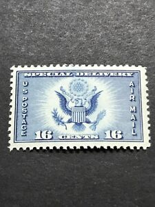 US Scott #CE1 Great Seal Airmail Special Delivery  Blue MNH***FREE SHIP***