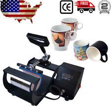 Mug Heat Press Machine Sublimation Digital Temperature Display For 11oz Mugs Cup