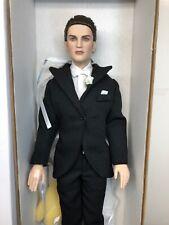 "17"" Tonner Dolls Twilight FOREVER EDWARD Limited 500 Wedding Groom Mint In Box"