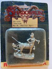 Ral Partha Shadowrun Centaur 20-539 metal new blister pack pre slotta nib