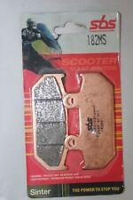 Plaquettes Frein Scooter SBS 182 MS  SUZUKI - AN 650 BURGMAN
